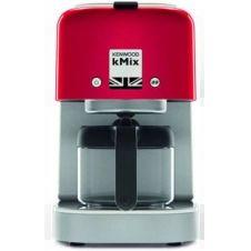 Cafetière filtre Kenwood COX750RD Kmix Rouge Vermillon