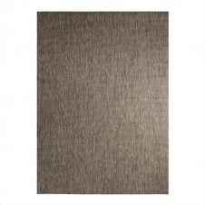 Tapis scintillant pour intérieur-extérieur marron 120×170