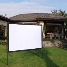 Ecran de projection Gear4home Portable 77»