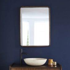 Miroir en bois de mindy 60×80