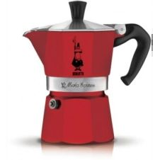Cafetière italienne Bialetti MOKA EXPRESS ROUGE 3 TASSES