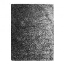 Tapis texturé vintage noir cendré 160×230