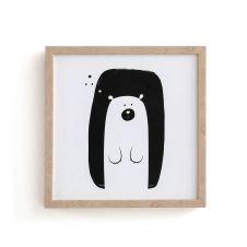 Cadre enfant motif ours, Cléo
