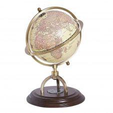 Globe beige 25 cm