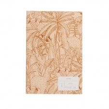 Journal imprimé jungle