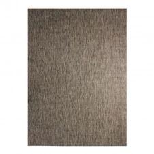 Tapis scintillant pour intérieur-extérieur marron 160×230