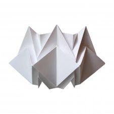 Applique murale origami en papier