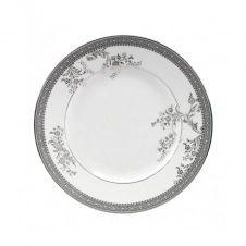 Assiette Vera Wang Lace Platinum Ø 20 cm